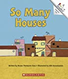 So Many Houses, Hester Thompson Bass, 0516249770