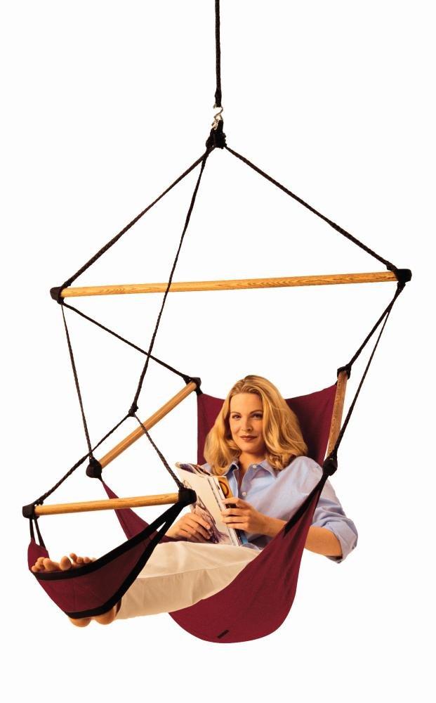 Sky-Chair Hängesessel Cotton - cobalt-Blau