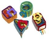 Infantino Peek, Rattle and Teether, Baby & Kids Zone
