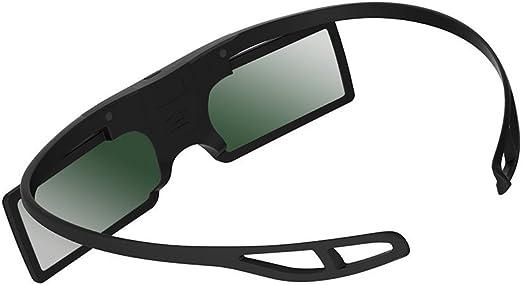 Gonbes G15 Bluetooth BT-Gafas 3D Active Shutter texto para TV ...