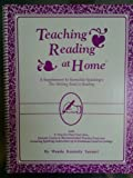 Teaching Reading at Home, Wanda K. Sanseri, 1880045001