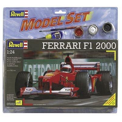 Revell 67223 - Modelo Set Ferrari F1, 55 partes: Amazon.es ...