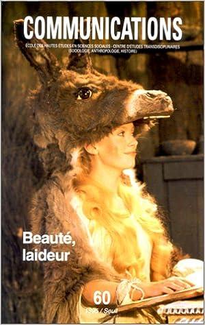 Lire un Communications, N° 60 : Beauté-laideur pdf, epub