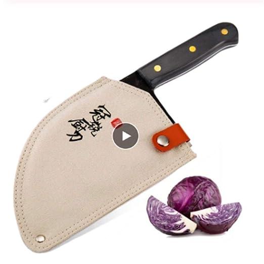 Compra YUANYUAN520 Knife Cuchillo De Chef Forjado Hecho A ...