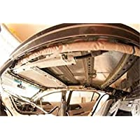 HushMat 613035 Sound and Thermal Insulation Kit (2004-2008 F150-250-350 Regular and Ext Cab Roof)