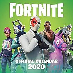 FORTNITE (Official): 2020 Calendar