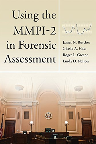 Using the MMPI-2 in Forensic Assessment Pdf