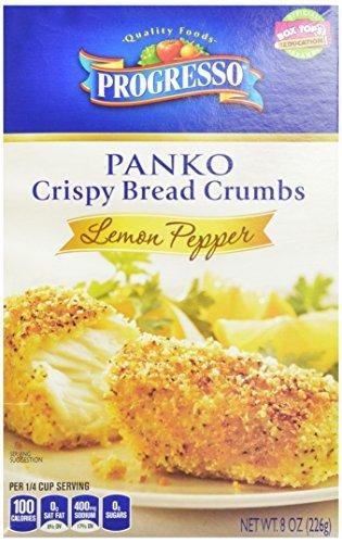 progresso-lemon-pepper-panko-crispy-breadcrumbs-8-ounce-pack-of-6-by-progresso