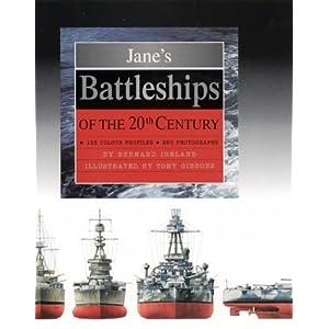 Jane's Battleships of the 20th Century