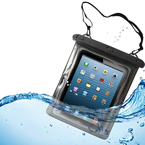 - Premium Waterproof Case Transparent Bag Cover Pouch with Touch Screen for Samsung Galaxy Note 10.1 (2014 Edition) - Samsung Galaxy Tab 2 10.1 - Samsung Galaxy Tab 2 7