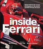 Inside Ferrari, Maurice Hamilton, 155407231X