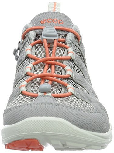 Silver Shoe Ecco Hiking Grey Terracruise Women's qHqgFw