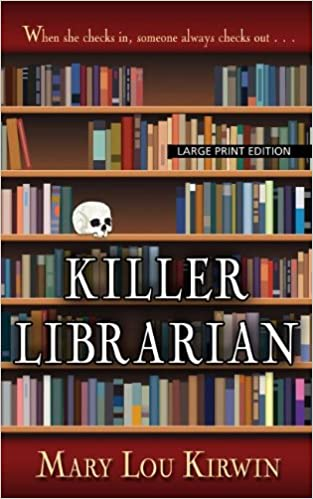 Amazon Killer Librarian Thorndike Press Large Print Mystery