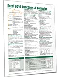 Microsoft Excel 2016 Functions & Formulas Quick