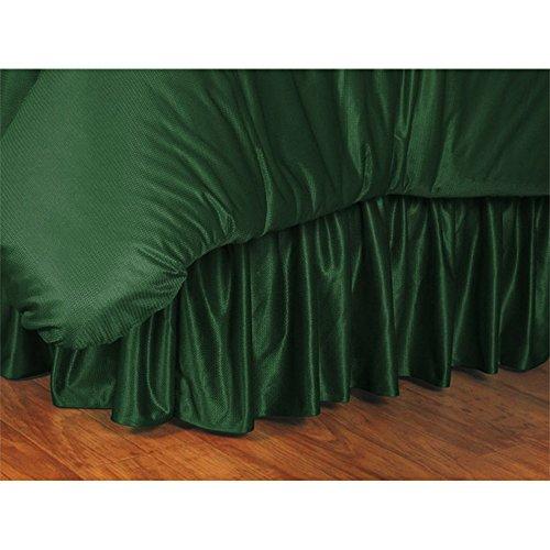 Green Full Bedskirt Packers Bay - Green Bay Packers NFL Bed skirt (Full)