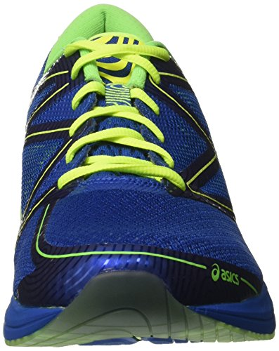 Imperial de Multicolor Hombre Running T772N Safety Yellow Asics Gecko Green Zapatillas qw7FxS