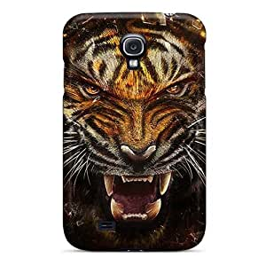 SherriFakhry Samsung Galaxy S4 Shock-Absorbing Hard Phone Cases Support Personal Customs HD Breaking Benjamin Skin [nMY5881iuys]