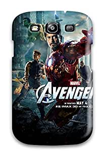 AhCizQX8127ZqxUA Avengers Awesome High Quality Galaxy S3 Case Skin