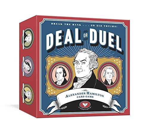 Deal or Duel Hamilton Game: An Alexander Hamilton Card Game