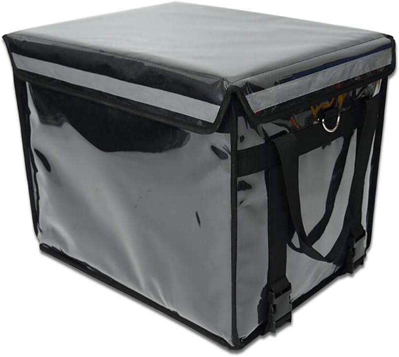 MLXBWH Scatola di Isolamento, Facile da Trasportare Congelatore Frigorifero per Auto di Grandi Dimensioni Green
