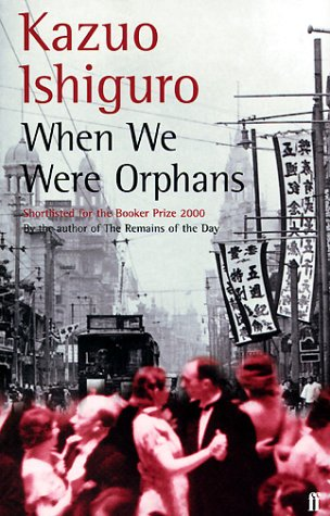 Read Online When We Were Orphans pdf