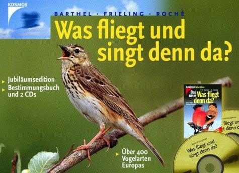 Was Fliegt Und Singt Denn Da  M. 2 CD Audio