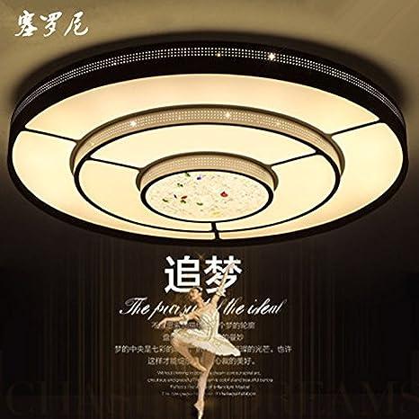 LFNRR di alta qualità outlet di fabbrica circolare a LED lampada da ...