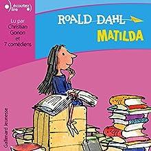 Matilda   Livre audio Auteur(s) : Roald Dahl Narrateur(s) : Christian Gonon
