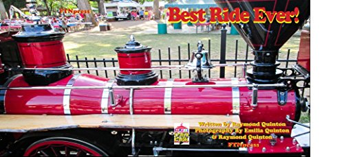 Best Ride Ever! - (Kids Book - Early Reader Amusement Park Photo Book Series - Book 1): Children' Amusement Park Series Book #1 - Featuring Oaks Amusement Park - Portland Oregon