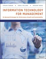 Information Technology for Management, 11th Edition Front Cover