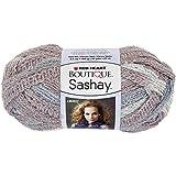 Red Heart Boutique Sashay Metallic Yarn, Opal