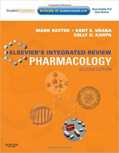 Elseviers Integrated Review Pharmacology With STUDENT CONSULT Online Access 2nd Edition