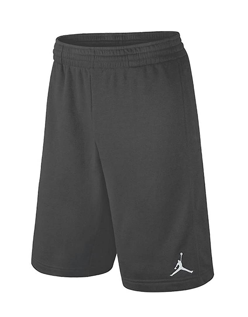 Nike Air Jordan Dri Fit Big Boys 8-20 Basketball Shorts Dark Grey 00-236CU8-NF