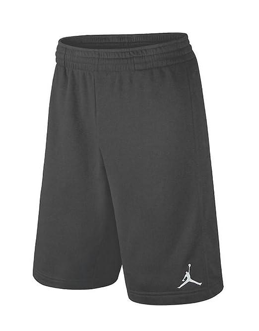 Nike Air Jordan Dri Fit Big Boys 8-20 Basketball Shorts Dark Grey ...
