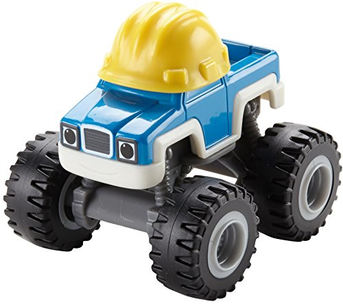 Fisher-Price Nickelodeon Blaze & the Monster Machines, Worker Truck