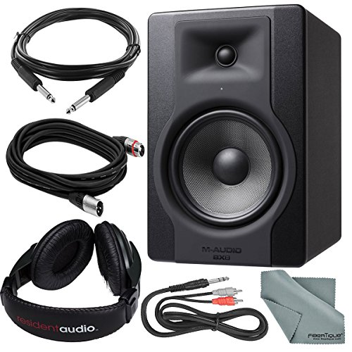 "M-Audio BX8 D3 8"" 150W Powered Studio Reference Monitor for sale  Delivered anywhere in USA"