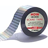 New Version MDW 350 Ft by 2-Inch Double Side Bird Deterrent Bird Repellent Scare Tape,Scare Birds Without Damage Value Pack (2inch,350FT)