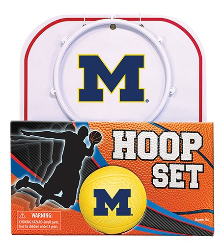 Hoop Set Michigan Game