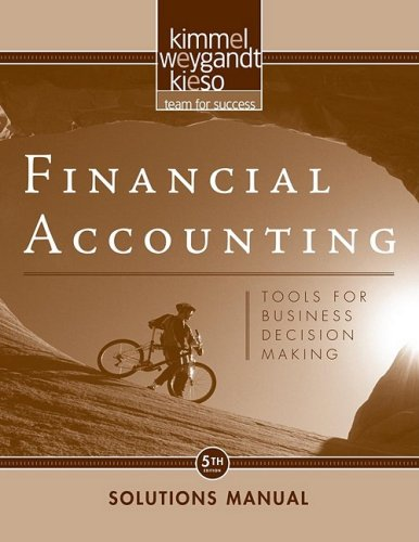 financial accounting tools for business decisions Coupon: rent financial accounting tools for business decision making 7th edition (9781118162286) and save up to 80% on textbook rentals and 90% on used textbooks get.