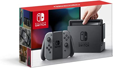 486962f1160 Amazon.com: Nintendo Switch - Gray Joy-Con: Computers & Accessories