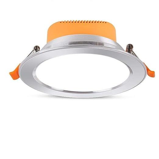 Mumnk Luz de techo empotrada empotrada LED súper brillante de 15 ...