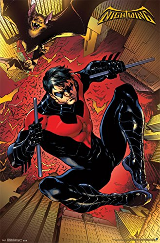 Nightwing - Jump Poster 22 x 34in