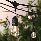 Better Homes and Garden Premium LED 12 count Cafe String Lights