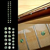 Fretboard Markers Inlay Sticker Decals for Guitar and Bass - Custom Dots Set-AG