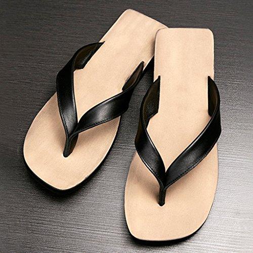 et UK Leather coréenne XIE 40 9 us6 US TIANYINI Trend style ethnique Fashion 7 taille 5 japonaise Mudu Slipper Summer 38 version 2018 5 5 44 10 uk6 de 7 OwIOAqfn