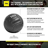 TRX Training Medicine Ball, Handcrafted with