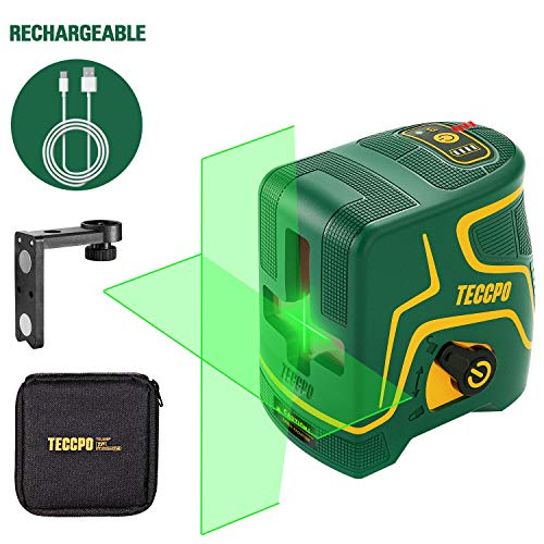 Laser Level Rechargeable Cross