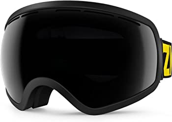 Zionor X10 Ski Snowboard Snow Goggles with UV Protection