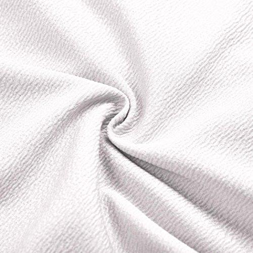 gaddrt Kurzes Weiß Schulter Sexy Damen Sommer Abend Minikleid Kleid Party Fashion Bodycon Die Kurzarm SrwRaSq