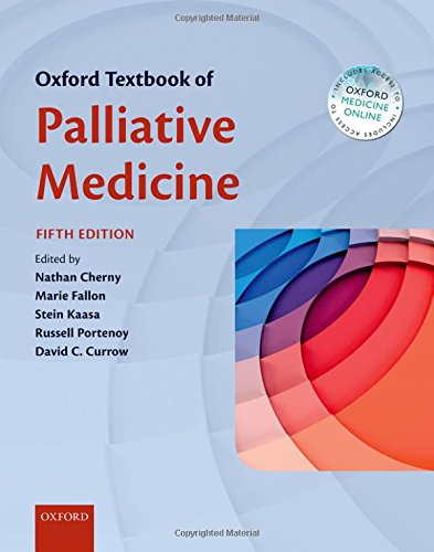 Oxford Textbook of Palliative Medicine by Oxford University Press
